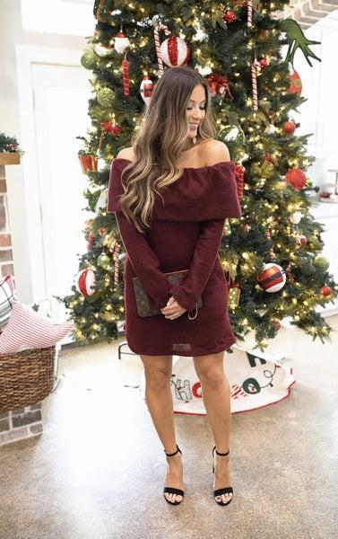 Cozy Up Dress