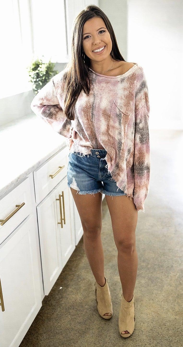 Ocean Eyes Sweater