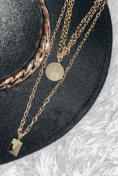 Chain Me Up Necklace