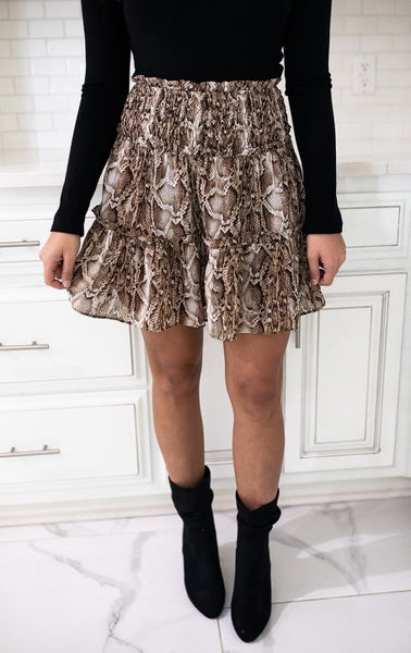 All The Right Moves Skirt