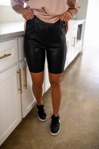 On Edge Style Biker Shorts