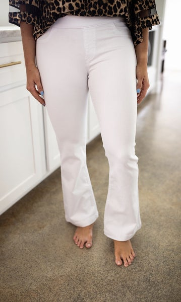 Standing Tall Petite Flares