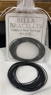 Bella Bracelets-Black