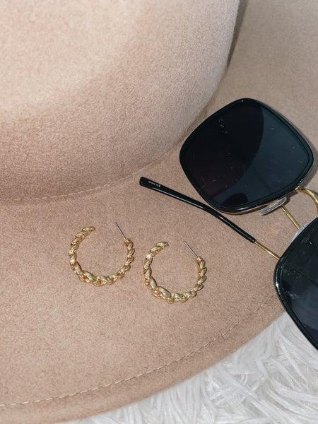 Golden Days Mini Hoop
