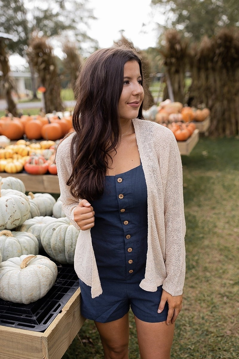Upstate Journey Cardigan