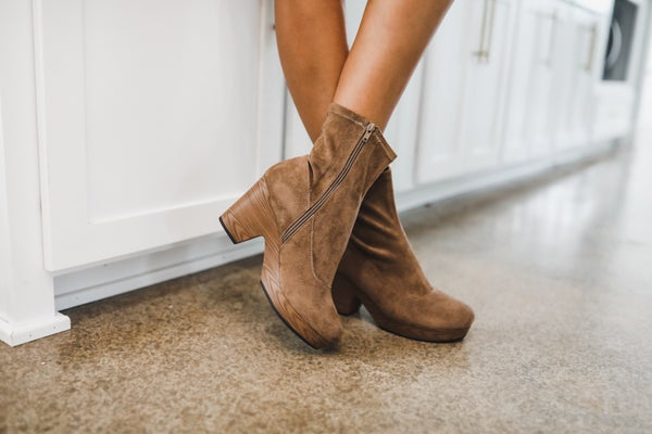 Weathered Love Booties