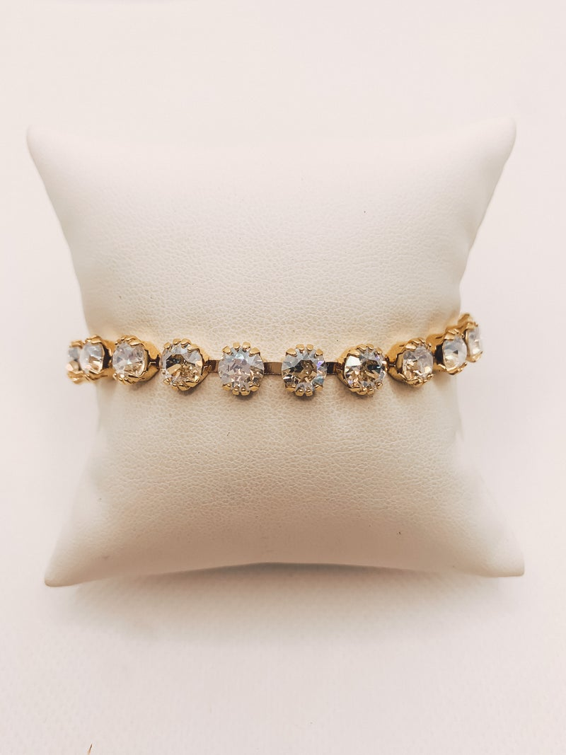 Victoria Lynn Small Cup Chain Bracelet