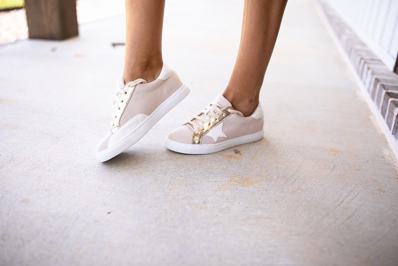 Shine Brighter Sneakers *Final Sale*