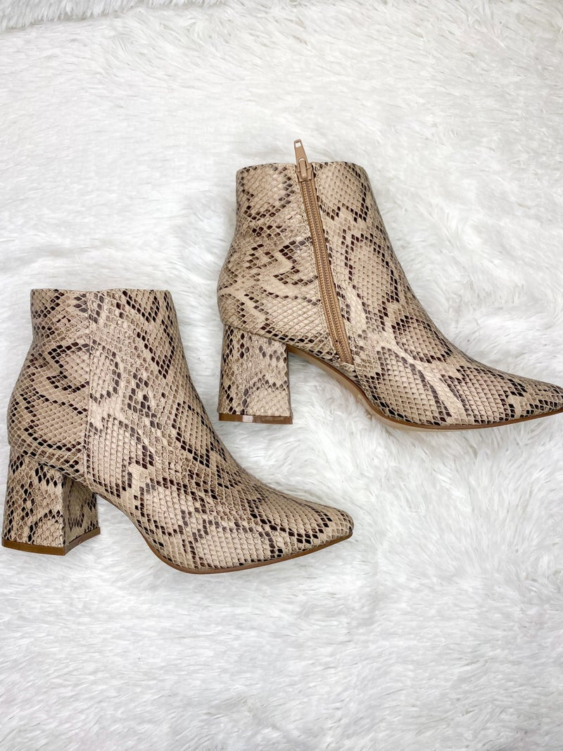 Just In Time Booties