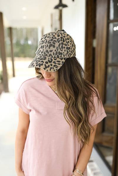 Leopard Cutie Hat
