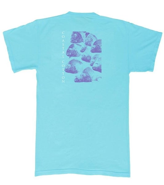 Coastal Cotton - Surf School S/S Tee