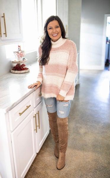 Peace Of Mind Sweater