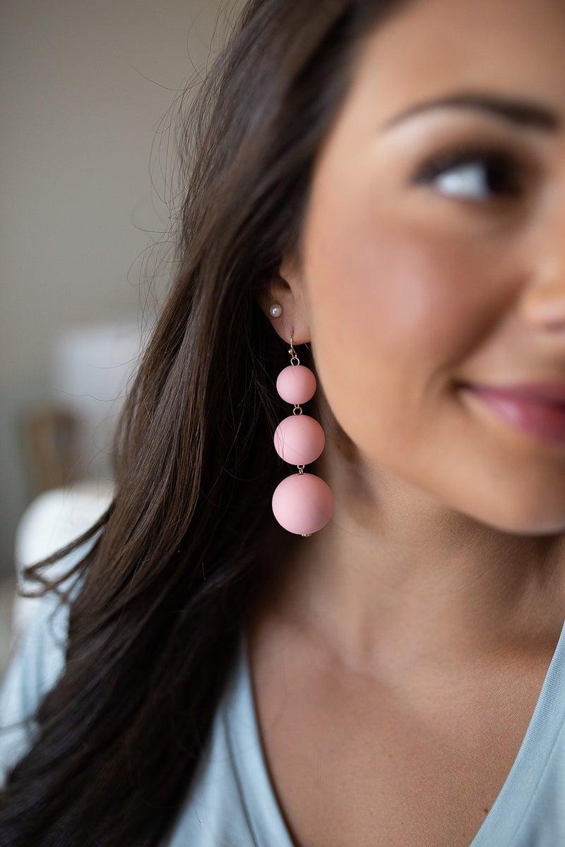 Great Balls of Fire Earrings