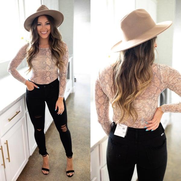 Stylish & Stunning Bodysuit