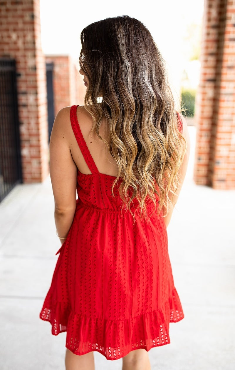Eye For an Outlet Dress