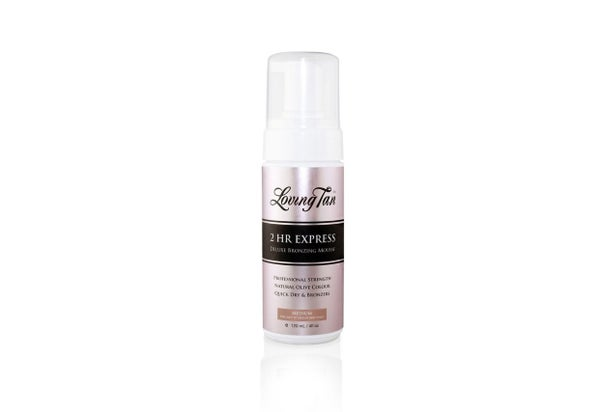 Loving Tan 2HR Express Self Tanning Mousse 120ml