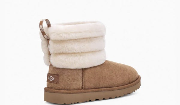UGG W Fluff Quilted