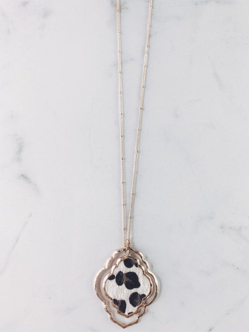 True Love Leopard Necklace