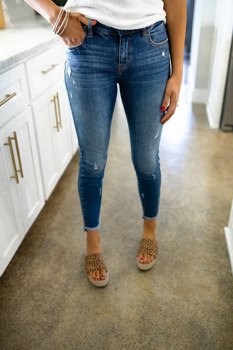 A Weekend Away Jeans