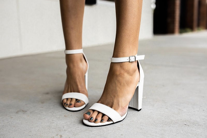 Get In Touch Heels *Final Sale*