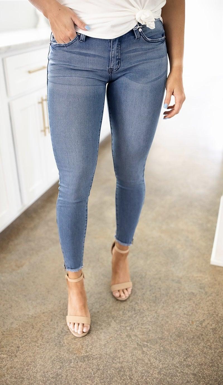 Let's Walk Jeans