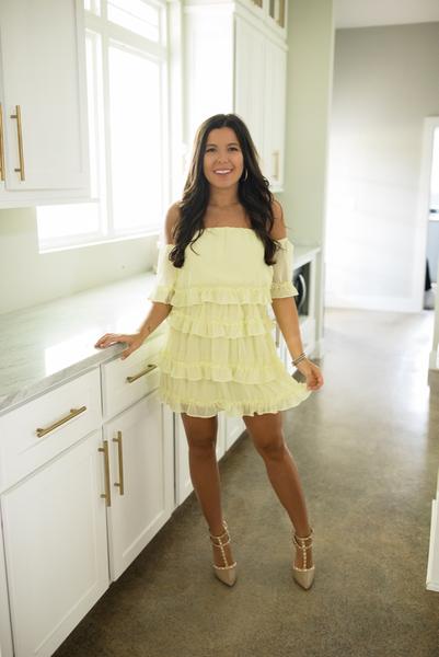 Lemonade Stand Dress