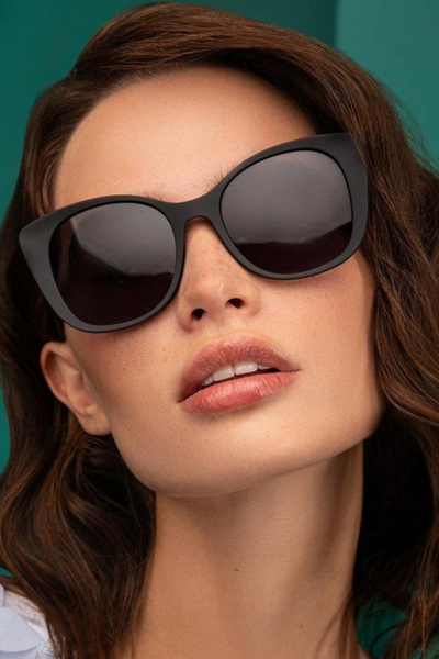 FREYRS-Honey Sunglasses-Black