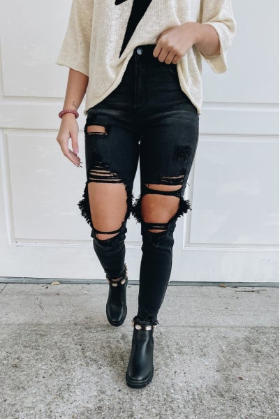 Unique and Chic Jeans