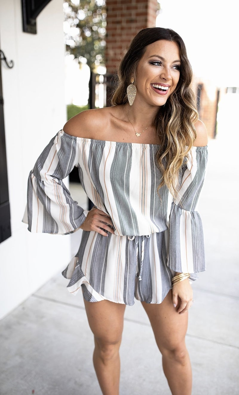 Planned For This Romper
