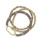 Sweet Interlude Bracelets