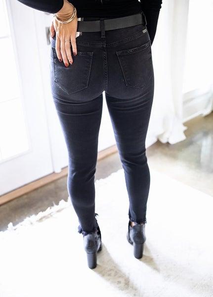 Gratitude Attitude Jeans