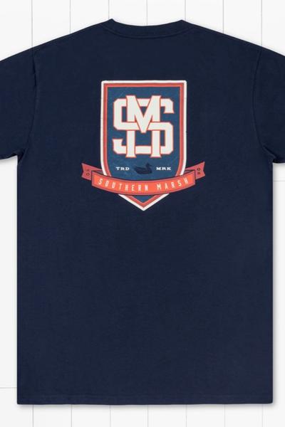 Southern Marsh- Branding/Crest