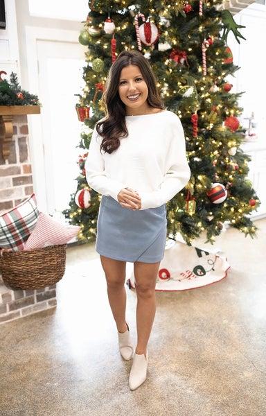 Holiday Sparkle Skirt