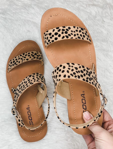 Your So Fun Sandals *Final Sale*
