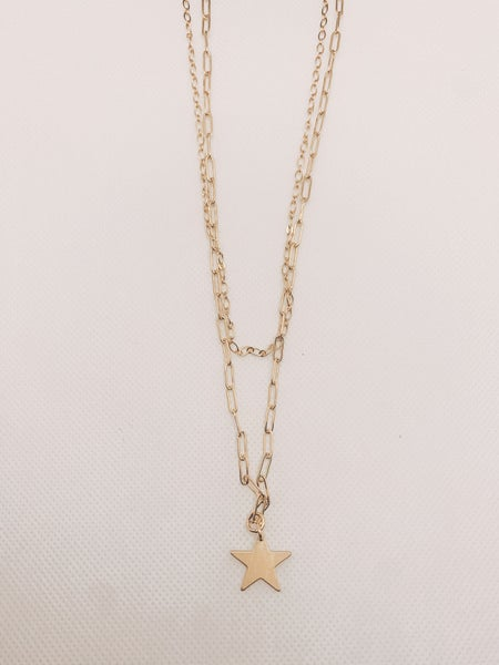 Seeing Stars Necklace