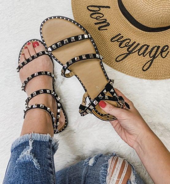Trendy Vibes Sandals