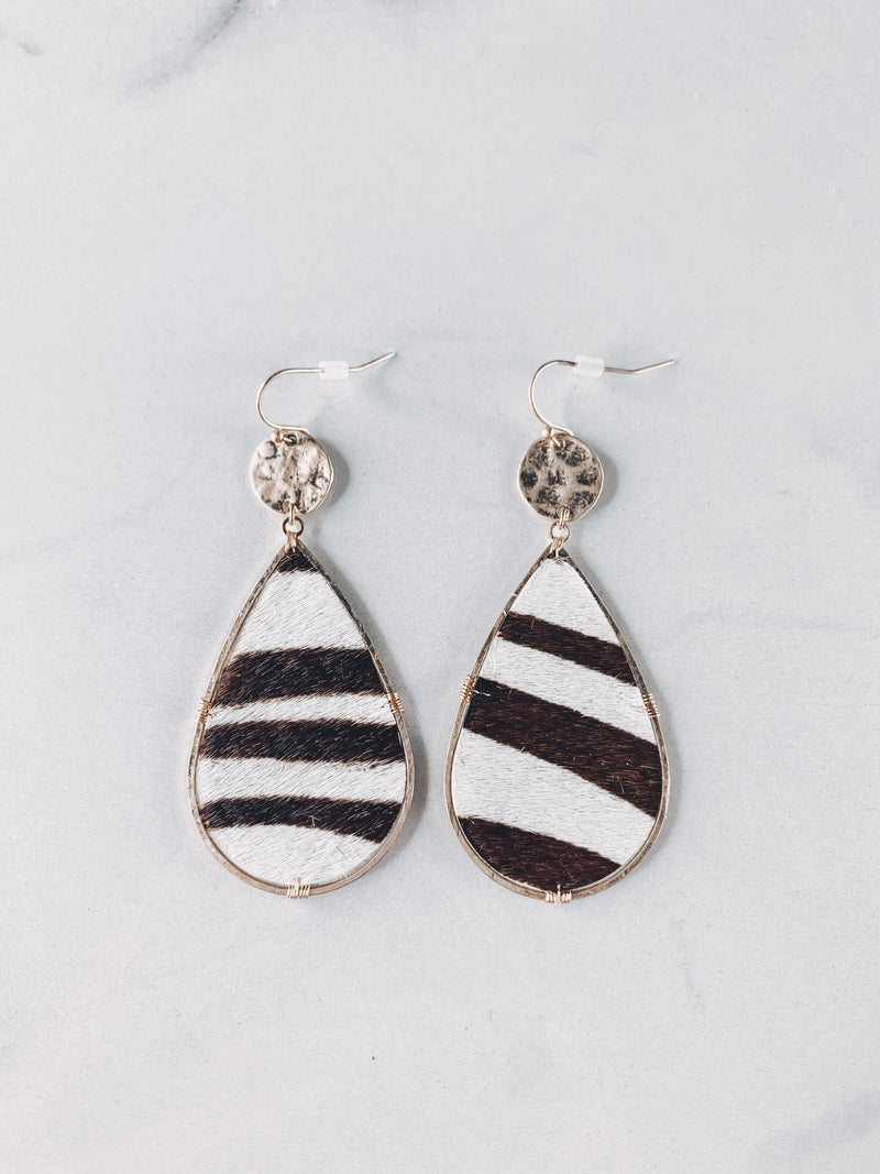 Talk Of The Boardwalk Earrings
