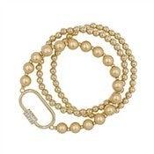 Last Resort Bracelets-Gold
