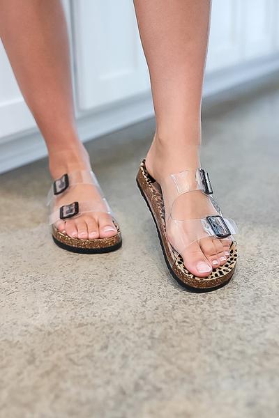 Walking Together Sandals