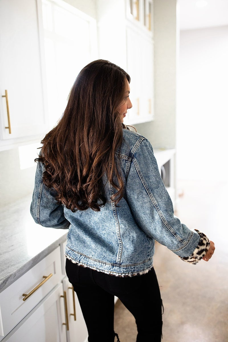 Believing In Forever Jacket