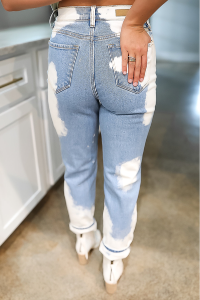 Touch Of Spice Jeans