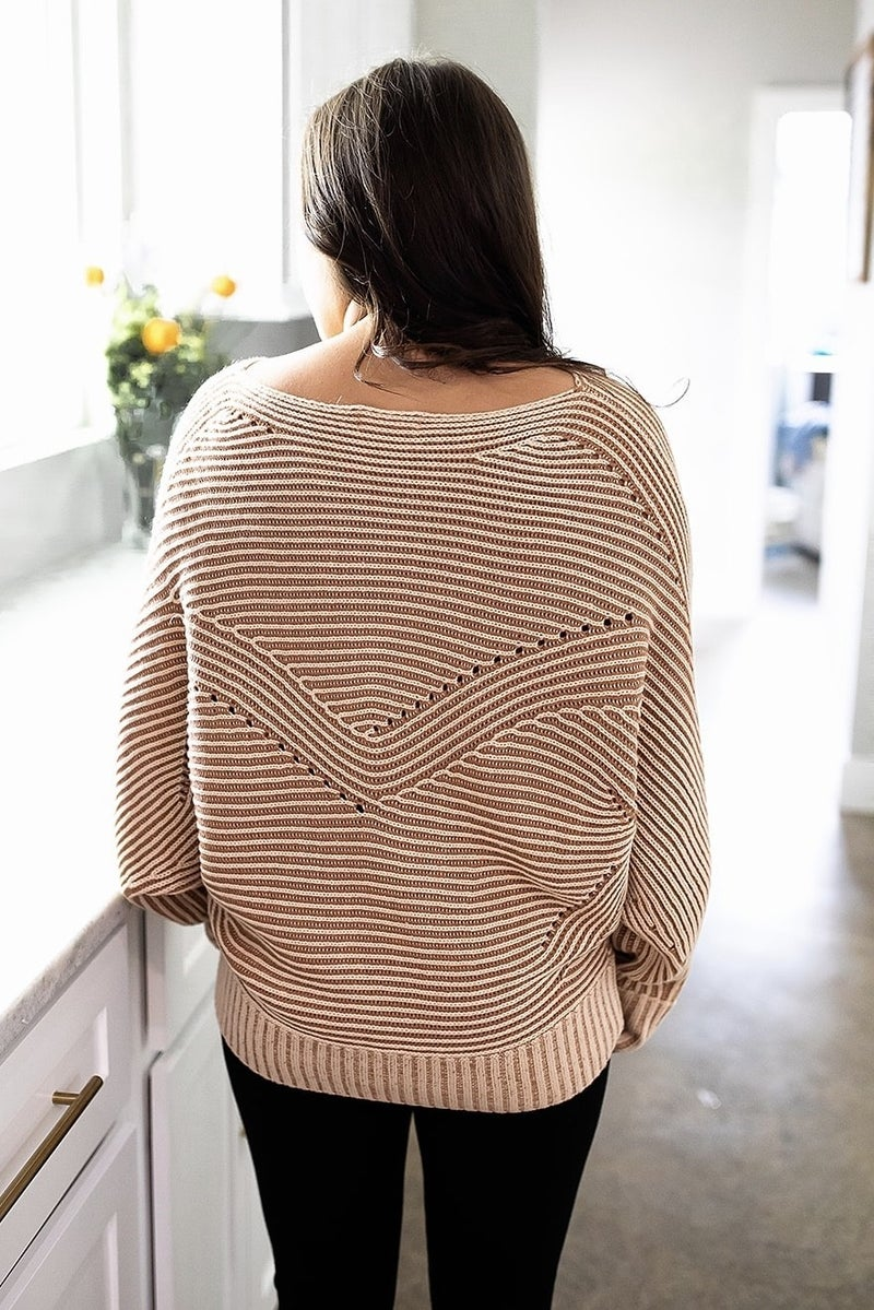 Piece Of Paris Sweater