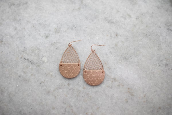 All About Me Earrings