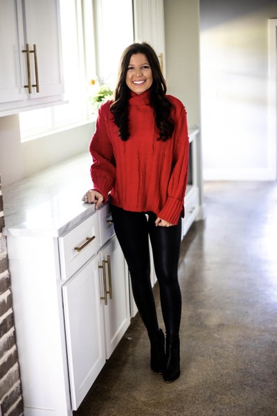All In Comfort Sweater
