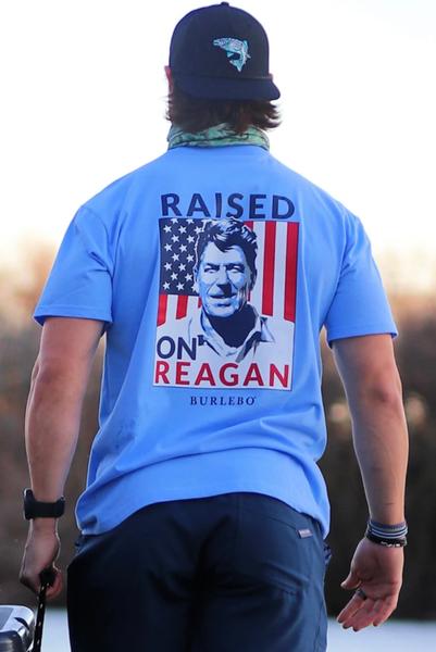 Burlebo-Raised On Reagan-SS