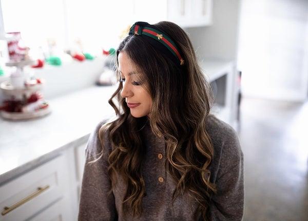 Designer Dupe Headband-Black