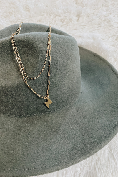 Strike Out Necklace