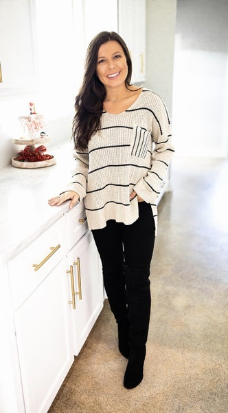 Real Stunner Sweater