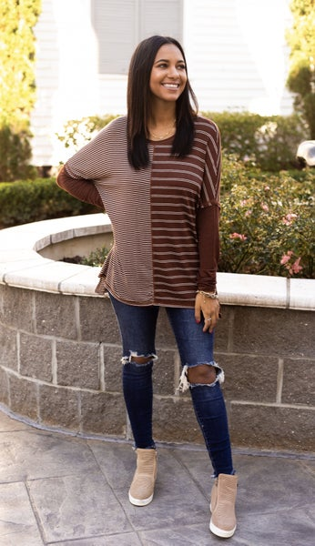 Fall Adventure Top