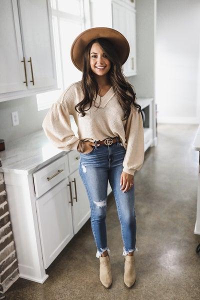 Pretty Style Top